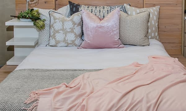 3 Panel Cushions 95 x 65